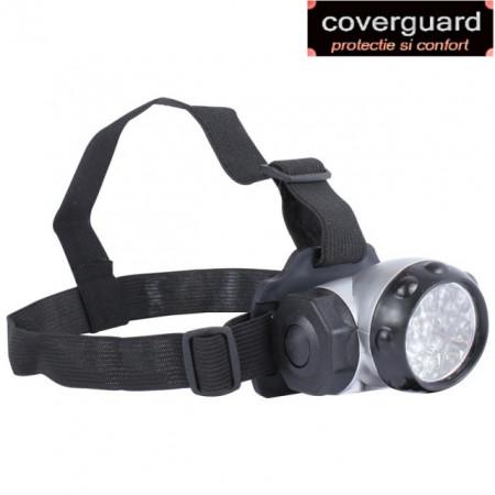 Lampa LED de casca si cap