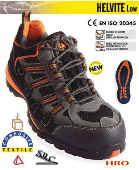 Pantofi protectie de vara Sport compozit Helvite S1p