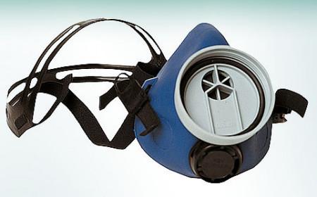 Semi-masca SupAir 22101Euromask Uno cu 1 filtru P3R