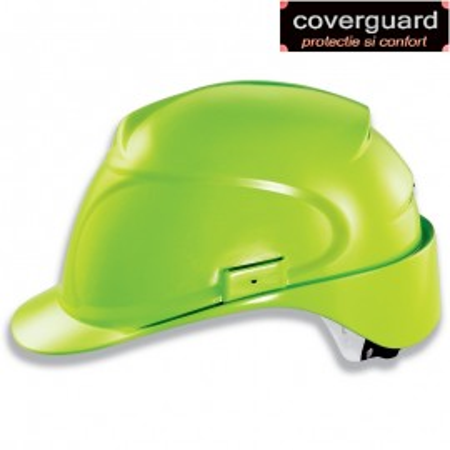 Casca de protectie UVEX AIRWING B-WR in sapte culori