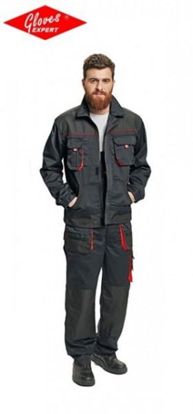 Costum din jacheta si pantaloni talie DESMAN ECO