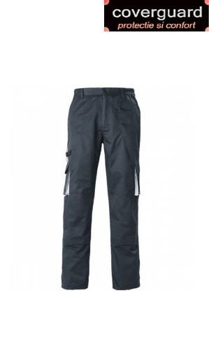 Pantaloni talie de lucru Navy