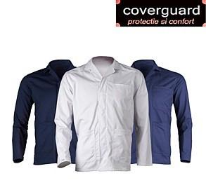 Jacheta lucru confortabila, model clasic, rezistent la uzura