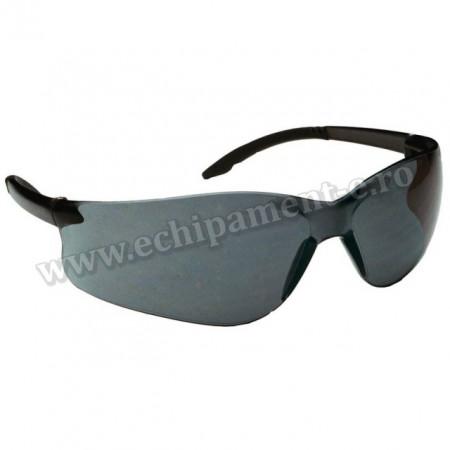 Ochelari de protectie SOFTILUX din policarbonat cu lentile antizgariere