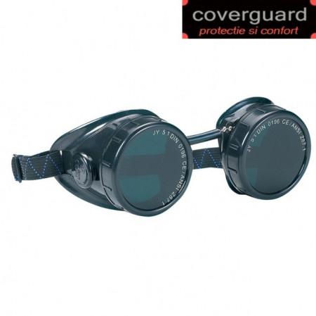 Ochelari de protectie sudori,varianta plianta, DUOLUX