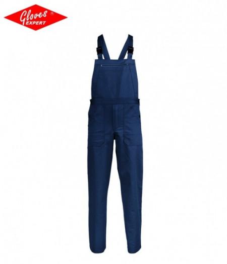 Pantaloni cu pieptar