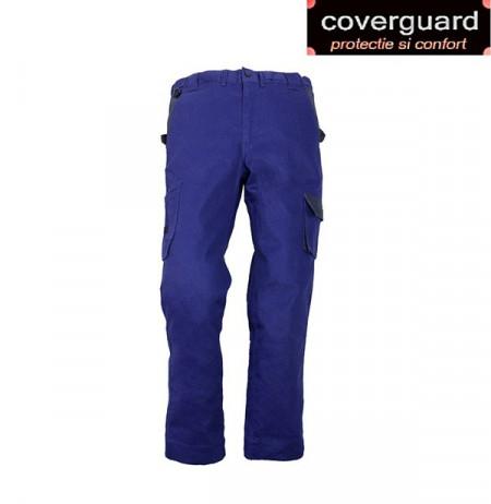 Pantaloni talie confortabila cu buzunare multiple, rezistent la uzura TECHNICITY