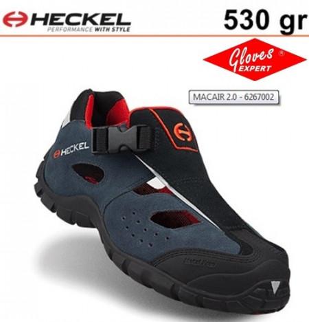 Sandale de protectie MACAIR 2.0 S1P vara