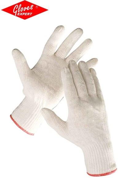 Mănuşi tricotate din bumbac AUKLET