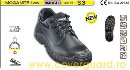 Pantofi de protectie S3 talpa antistatica Moganite