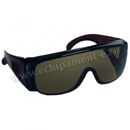 Ochelari de protectie VISILUX  cu lentile colore, antizgariere