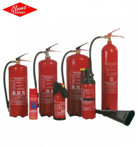 Aparate pentru stingerea diferitelor tipuri de incendii P.S.I. GANTAP