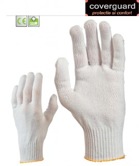 Manusi tricotate, din fir poliamidă 100% comode
