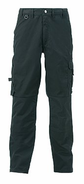 Pantaloni de Lucru CLASS gri/negru, confort plus