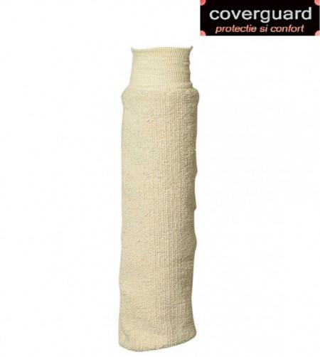 Protectori pentru antebraţ, tricotate, din bumbac 100%, 850 g/m2