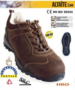 Pantofi de protectie sport ergonomic talpa HRO 300 grade Altaite