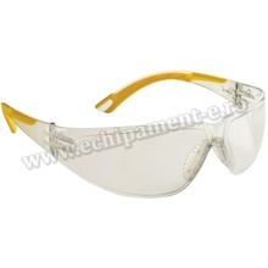 Ochelari de protectie STARLUX cu capete flexibile si lentile antiaburire