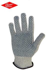 Mănuşi tricotate din fibre nylon,de sticlă CROPPER DOTS