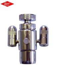 Accesorii LUX OPTICAL: duş pentru ochi din oţel anticoroziv