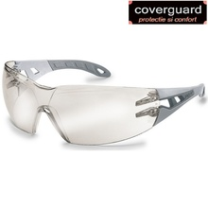 Ochelari UVEX PHEOS S protectie 100% UV, lentila argintie oglinda