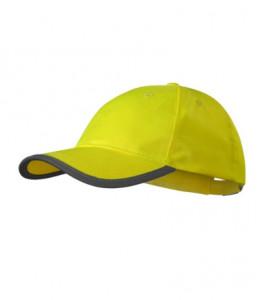 Şapcă de baseball cu bandă vizibilitate iarna