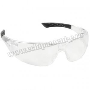 Ochelari de protectie SPHERLUX din policarbonat cu capete PVC moale, antialunecare si comoditate