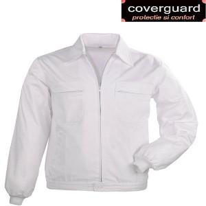 Jacheta lucru alb  pentru industria alimentara FACTORY