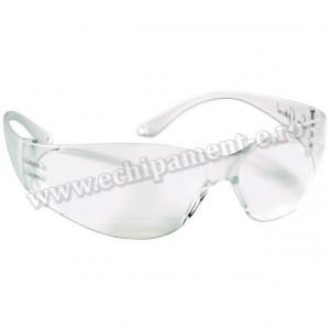 Ochelari de protectie POKELUX din policarbonat intarit extrem de rezistenta