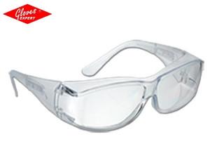 Ochelari protectie lentile şi braţe transparente GUESTLUX