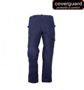 Pantaloni talie din bumbac 100% rezistent la uzura, confortabile COMMANDER