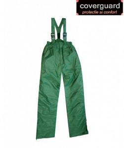 Pantaloni talie poliester hidrofobizat cu PVC, captuseala poliester