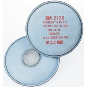 INDISPONIBIL Filtru 3M combinat particule si gaz 2138 P3R