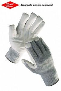 Mănuşi tricotate din fibre de nylon, sticlă CROPPER STRONG