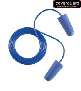Antifoane interne cu snur,albastru EARLINE