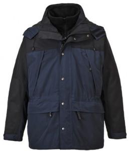 Jacheta de iarna respirabila Orkney cu polar detasabil 3 in 1