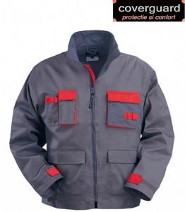 Jacheta de lucru rezistenta cu buzunare multiple