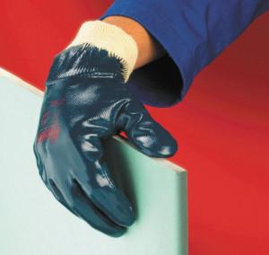 Mănuşi cusute - tricot interlock din bumbac HYCRON 27-602
