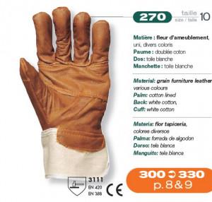 Manusi de Protectie muncitori pret economic 270