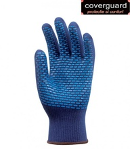 Manusi protectie impotriva efectelor termice, grilaj PVC antialunecare - INDISPONIBIL