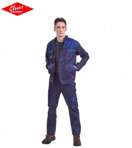 Set costum salopeta pantaloni pieptar + jacheta Commander 100% BBC