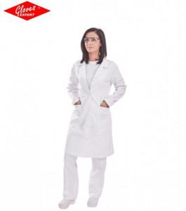 """Imbrăcăminte textilă albă HALAT halat """"de doctor"""""""