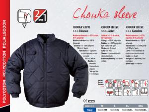 Imbracaminte de iarna Vesta si jacheta cu maneci detasabile Chouka