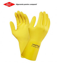 Mănuşi Ansell latex Econohands PLUS 87-190