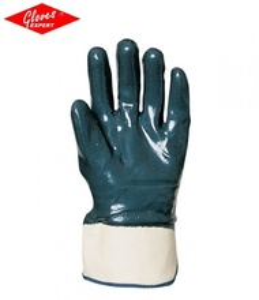 Manusi de protectie utilizabile si in mediu umed,imersate in nitril