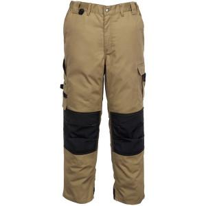Pantaloni de Lucru CLASS BEJ, confort plus