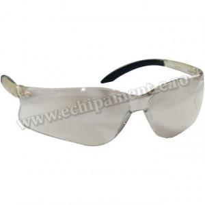 Ochelari de protectie SOFTILUX cu lentile antiaburire si strat UV400