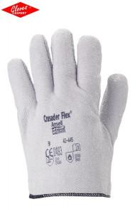 Mănuşi cusute din tricot ţesut CRUSADER FLEX 42-445