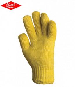 Manusi Kevlar tricotat, rezistent la căldură şi tăiere