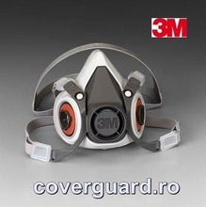 Semimasca de protectie 3M 6200 Pret Promotie Uz industrial