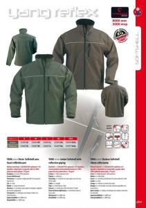 Geaca sport Softshell Y-Green - INDISPONIBIL